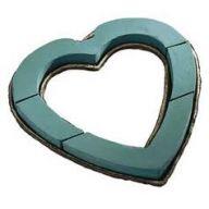 "24 "" Mache Styrofoam Heart"