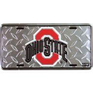 "6 X 12 "" Ohio State License Plate"