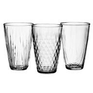 """10 """" Cut Crystal Vase Assortment ( Cs Only )"""