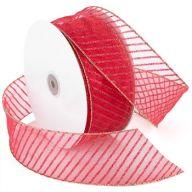 "2.5 "" x 50 yd Wired Stripes"