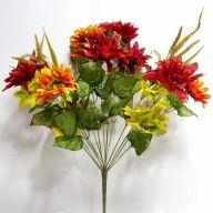 X14 Sunflower Dahlia Foxtail Grass Mix