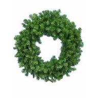 "48 "" Canadian Pine Wreath 500 Tips ( Ships pallet Only )"