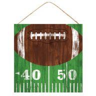 """10"""" Vintage Football Sign"""