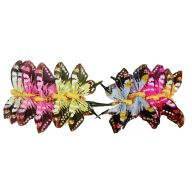 "3.25 "" Asst Feather Butterfly ( Bx 12 )"