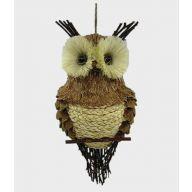 Wall Owl 12.5X6X2.75