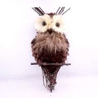 "13.25"" X 6"" Owl"