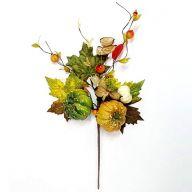 """16"""" Fall Pumpkin w/ Berries"""