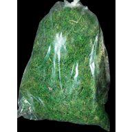Artificial Sheet Moss w / No Backing ( Just Moss in Bag )