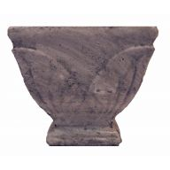 Square Footed Pot