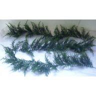 6' Cedar Garland - Green