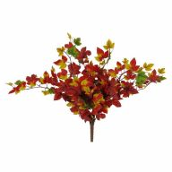 X15 Fall Medium Maple Ivy Hanging Bush - Fall