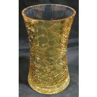 "4.75 x 8 "" Tall Vase - Gold"