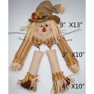 Scarecrow Kit ( 9x13 Head , 3x10 Hands , 4x10 Legs )