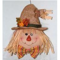 """13 """" Scarecrow Head"""
