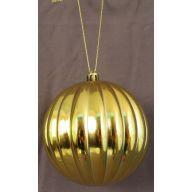 100 mm Metallic Ribbon Ball