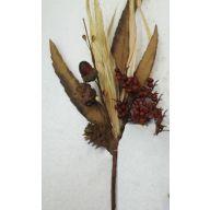 "11.5 "" Acorn Berries Cone Pick"