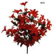X 14 Mini Lily Assortment ( 4 each color / 6 colors )