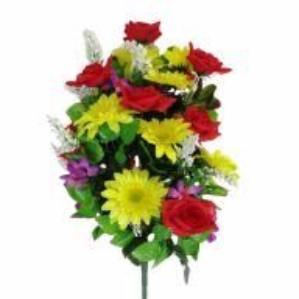 X36 Rose / Gerber / Astible / Mini Lily Mix - Spring
