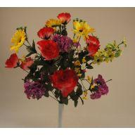 X24 Rose / Hydrangea / Daisy