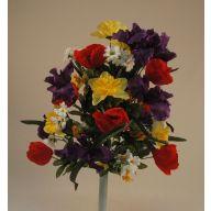 X36 Daffodil Iris Daisy Tulip Mix