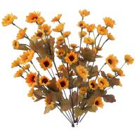 X18 Mini Sunflower ( 5 head per stem )
