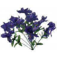 X 14 Iris Bush - Purple