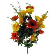 X24 Rose / Sunflower / Ruffle Spike