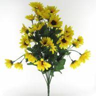 X14 Mini Sunflower 42 Heads - Yellow