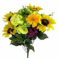 X24 Sunflower/Hydrangea Berry