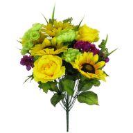X24 Sunflower/Hydrangea Filler