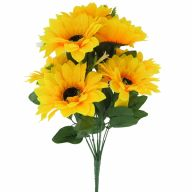 X9 Sunflower w/ Filler - Yellow