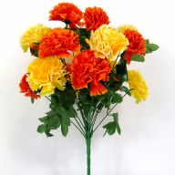 X18 Carnation - Orange / Yellow