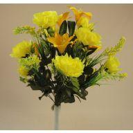 X24 Rose Lily Mix - Yellow