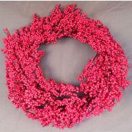 """24 """" Berry Wreath"""