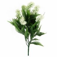 X7 Forest Fern W / White Spike