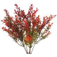 """X7 Mini Leaf Grass 13 """" - Orange / Green"""