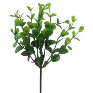 "X5 Boxwood Pick 8.75"" (Sold By Pack Of 6)"
