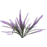 X7 Plastic Bead Grass - Purple