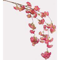 "59 "" Hanging Cherry Blossom - Pink"