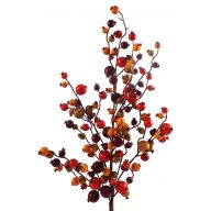 "31 "" X 11 "" Large Pomegranate Spray"
