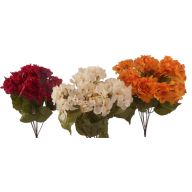 X 8 Hydrangea Assortment ( 3 assorted  / Sold by box only )