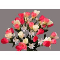 X 14 Crocus Flower Bush