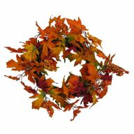 "24"" Oak Leaf Wreath"