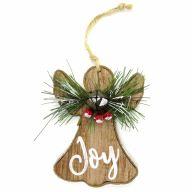 "5"" Angel Ornament w/ Bell"