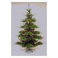 "7.5 ' Northern Layered Pine Tree 1485 Tips 550 Lights 60 "" Dia"