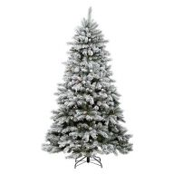 SNOWY WINTER MIX PINE TREE