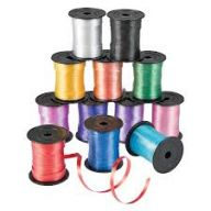 "3/16""X500YDS CURLING RIBBON"