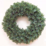 "42"" CANADIAN PINE WREATH (SHIPS BY PALLET ONLY)"