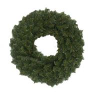 "18"" CANADIAN PINE WREATH W/ 100 TIPS BLUNT"