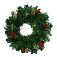 "20 "" Bear Mountain Wreath"